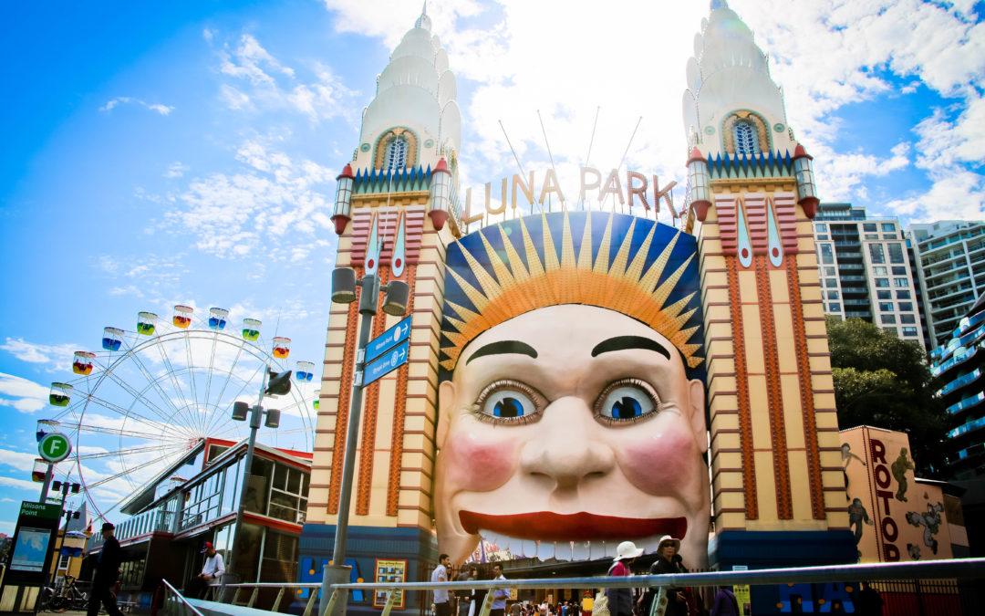 SYDNEY'S LUNA PARK TOUR
