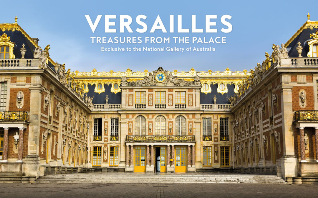VERSAILLES: TREASURES FROM THE PALACE