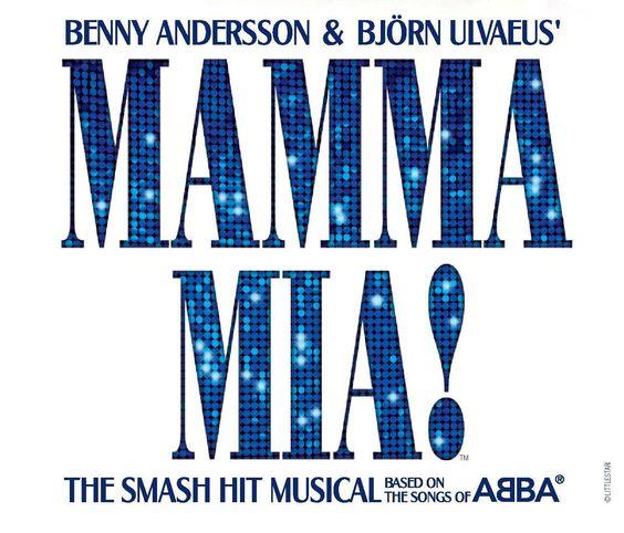 MAMMA MIA, THE MUSICAL