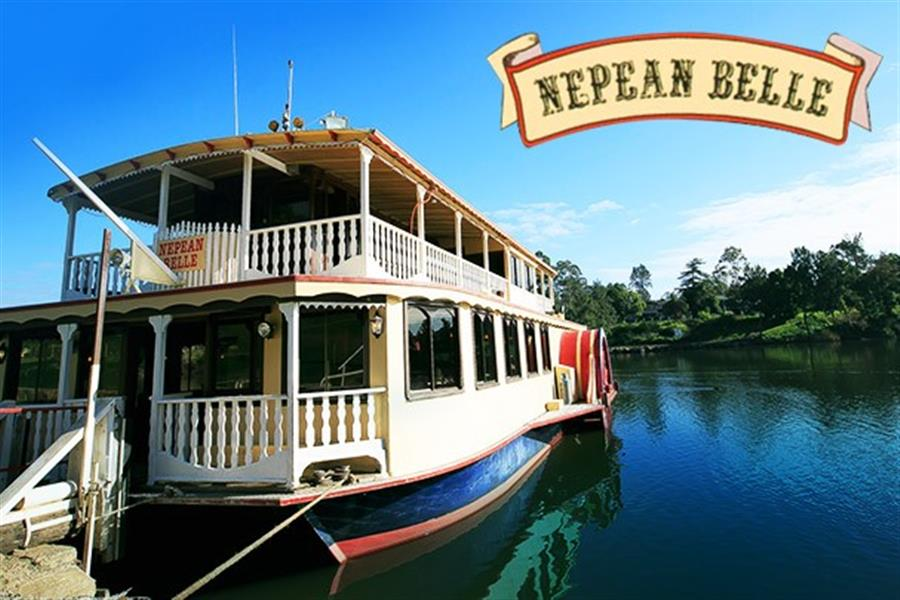 NEPEAN BELLE LUNCH CRUISE