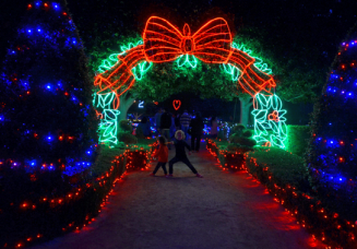 HUNTER VALLEY CHRISTMAS LIGHTS TOUR