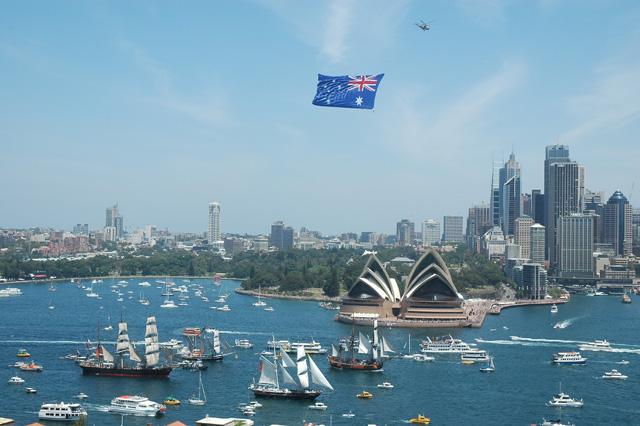 AUSTRALIA DAY SYDNEY HARBOUR LUNCH CRUISE