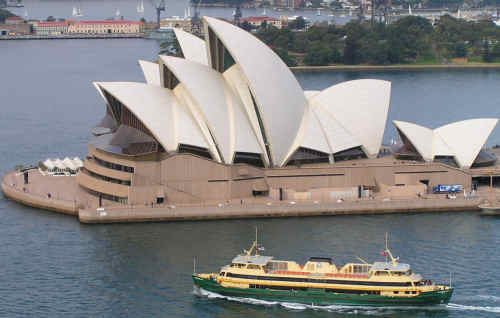 SYDNEY OPERA HOUSE TOUR & FERRY TO MANLY