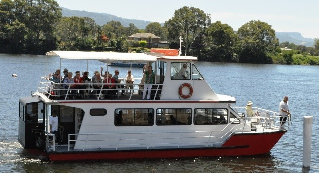 SHOALHAVEN RIVER CRUISE