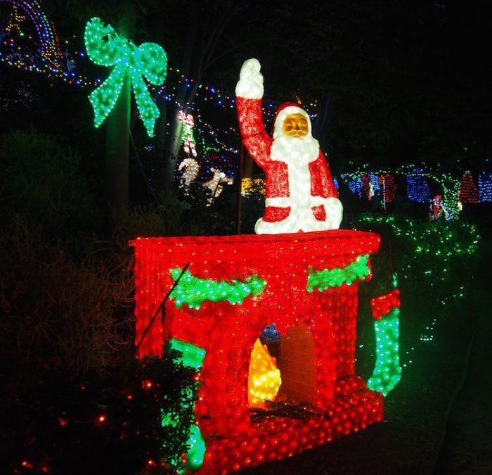 HUNTER VALLEY CHRISTMAS LIGHTS