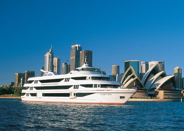 AUSTRALIA DAY SYDNEY HARBOUR LUNCH CRUISE