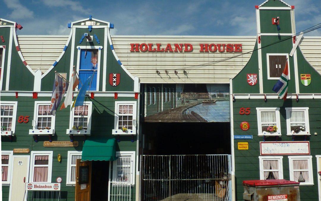 HOLLAND HOUSE & DARRELL LEA