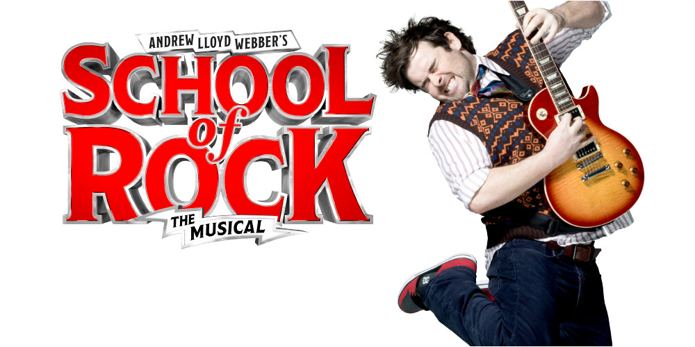 SCHOOL OF ROCK, THE MUSICAL