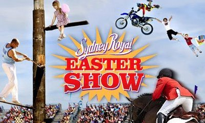 SENIORS DAY AT THE SYDNEY ROYAL EASTER SHOW